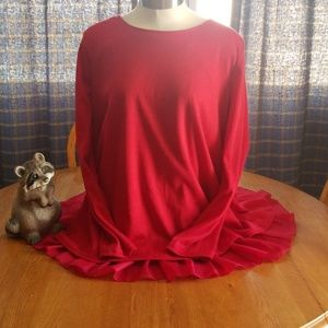 Tops - Gorgeous Red Tunic